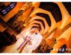 北海婚纱摄影 个性新娘的婚饰搭配法则