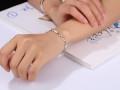 番禺珠宝首饰银饰品牌银缘美厂家批发925银项链