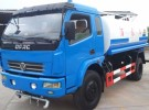 转让 工程车 其他品牌 5吨洒水车加油车垃圾车6年4万公里3万