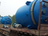 二手10吨搪瓷反应釜,二手10立方陶瓷反应釜,隆达设备货真价实