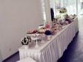 冷餐会婚礼甜品台