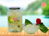 潍坊地区哪里有卖厂家直销小罐头——青州黄桃罐头厂家