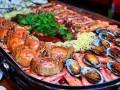 上海鲜蒸货大排档/海鲜自助主题餐厅/海鲜大咖烧烤自助
