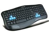 网吧键盘专用背光高端游戏键盘批发 多媒体按键有线usb电脑键盘