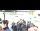 肇工街 鑫福隆桃园生鲜超市 豆制品专柜转让 商业街卖场