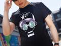 广州低价男装T恤便宜批发沙河赶集货源最便宜女装T恤衫库存批发