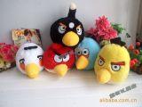 愤怒的小鸟Angry Birds 毛绒公仔玩具抱枕厂家直销 结婚