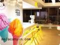 非茶不可加盟 香港snyc设计团队精心打造加盟店形象