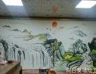 墙体彩绘 涂鸦 墙绘 3D网咖壁画 彩绘学校文化