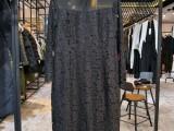 武汉大码女装菲丽思婷17春 连衣裙外套走份 品牌女装折扣批发