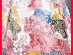 【绣花厂家】外贸绣花欧根纱 绣花纱布 真丝绣花 量大从优