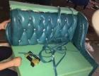 银川鑫尚湖家具餐厅咖啡厅KTV酒吧各种沙发桌椅定制