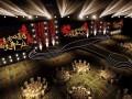 上海年会背景LED大屏搭建 年会灯光音响搭建公司