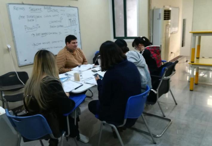 重庆专业西语培训 重庆新泽西国际DELE A2-B2集训班