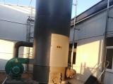河南永興鍋爐集團供應90萬立式生物質熱風爐