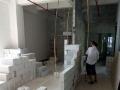 专业轻质砖隔墙批荡