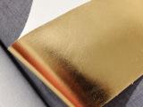 沙发软包硬包面料高级PU皮革人造革金色银色皮革服装革金色皮革