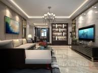 艺龙金河湾港式现代风格装修设计效果案例图户型