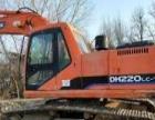 斗山 DH220LC-7 挖掘机          (转让斗山挖