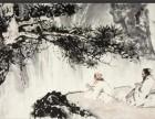 福州市哪里可以直接鉴定董寿平字画