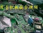 废手机板提金操作视频 中国贵金属研究所德州基地拍摄