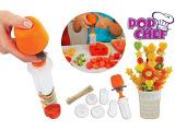 TV产品 厨房小工具 食物雕刻器 水果雕刻器 迷你雕刻工具 雕花器