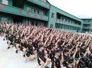 武汉野外生存军事夏令营训练基地!