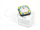 方块水晶卡通MP3 插卡mp3 卡通创意MP3明星图案 礼品MP