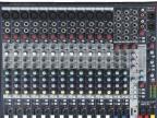 Soundcraft  MFXi20  20路模拟调音台