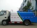 多利卡5吨高压清洗吸污车