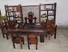 特价批发古典家具实木中式茶桌椅组合老船木禅意茶桌中式茶道