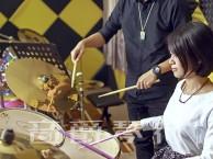 深圳龙岗五和坂田0基础成人少儿学习架子鼓电吉他,免费体验