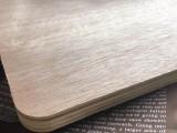 厂家直销3-25mm漂白杨木多层板 E1家具板 贴实木面皮