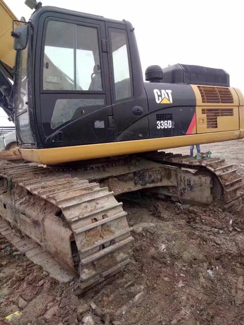 二手挖掘机 卡特336 三大件质保