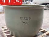 定做温泉1.1米洗浴大缸浴场浴室陶瓷泡澡大缸圆形大缸