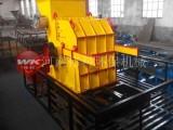 油漆桶粉碎机 废旧金属机油桶粉碎机价格 性能稳定