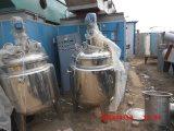 处理浓配罐转让二手全部锈钢稀配罐二手电加热釜制药厂设备