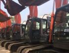 泉州二手挖掘机出售质保三个月保运输小松卡特日立神钢沃尔