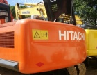 二手挖掘机日立ZX200-3G大小进口二手挖土机市场二手挖机