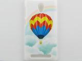 VIVO 彩绘壳 素材卡通手机套 步步高Y28彩绘布丁套 UV打