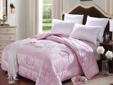 新款 加厚 保暖 全棉 珠光浆 澳洲羊羔绒冬被 床上被子 批发