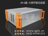 供应杰高品牌喷砂拉丝氧化机箱 仪器仪表箱