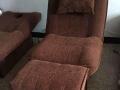 电动足疗沙发足浴沙发床 按摩椅美甲桑拿洗浴沙发床美容休闲躺椅