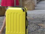 诚招代理 ABS拉杆箱托运箱28寸中偏软万向轮旅行箱子 多色可选