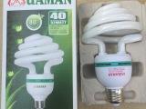 厂家直销库存UAMAN-40W伞型节能灯,外贸灯具及家居照明特价
