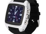 厂家直销2015新款支持wifi支持插卡3G安卓系统智能手表穿戴