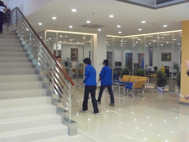 东营绿缘专业保洁 擦玻璃 新房开荒 单位清洗7756369