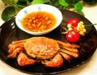 西安人们喜欢这样吃阳澄湖大闸蟹