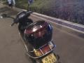 证件齐全本田100摩托车