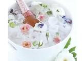 天津食用冰,酒吧,奶茶专用冰块批发配送